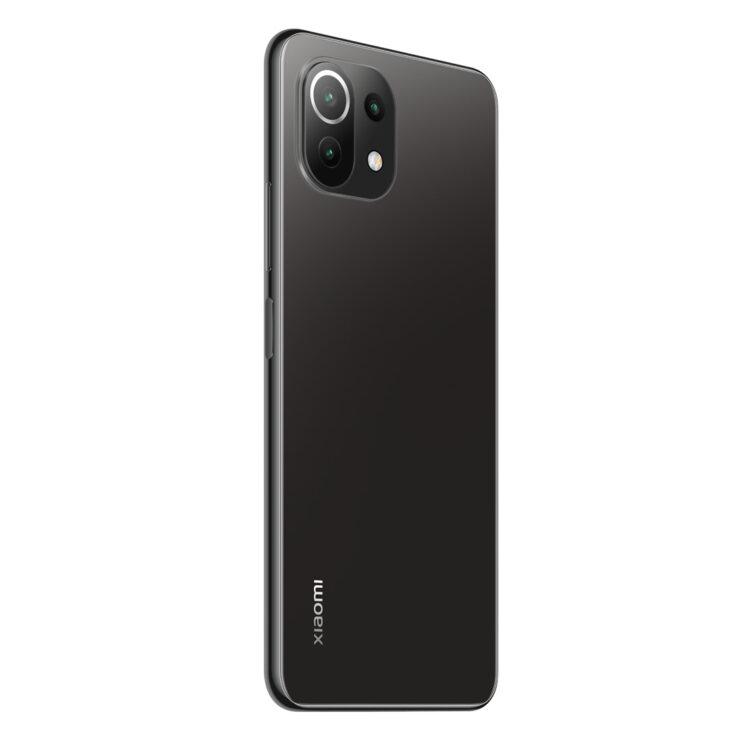 Xiaomi Mi 11 Lite in Bobba Black