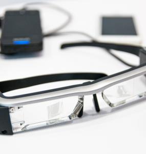 Pair of Smart Glasses