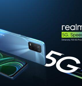 Realme 8 5G Cover Image