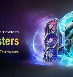 ASUS RTX3080TI and RTX3070TI Announced