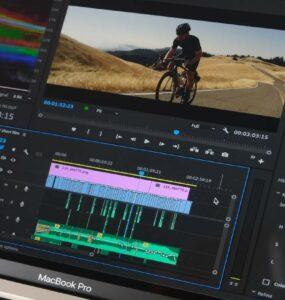 Adobe Premiere Pro Beta on Apple M1 MacBook Pro