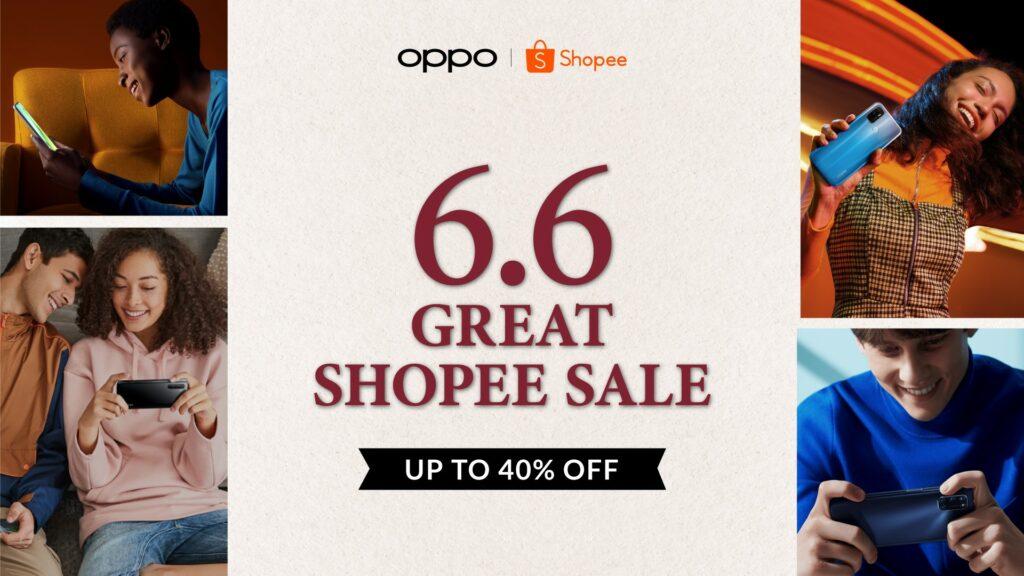 Oppo Shopee GSS 6.6 2021