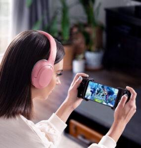 Razer Opus X Headphones (Pink)