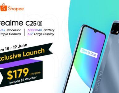 realme C25s Exclusive Launch 18-19 June 2021